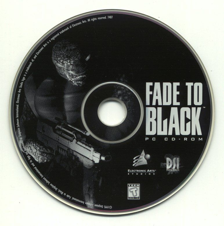 Fade to Black DOS Media