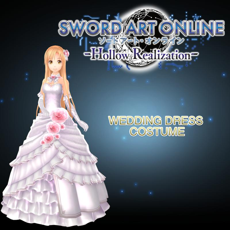 Sword Art Online Wedding Dress