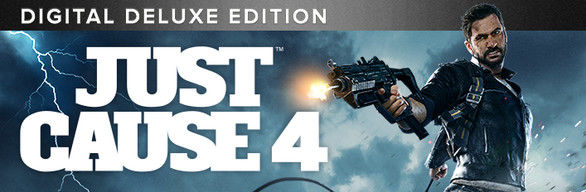 Just Cause 4: Digital Deluxe Edition