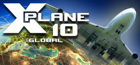 X-Plane 10: Global Edition Linux Front Cover