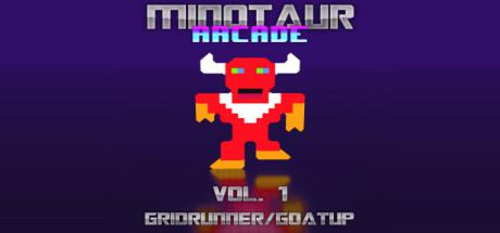 Minotaur Arcade: Vol. 1 - Gridrunner / Goatup Windows Front Cover