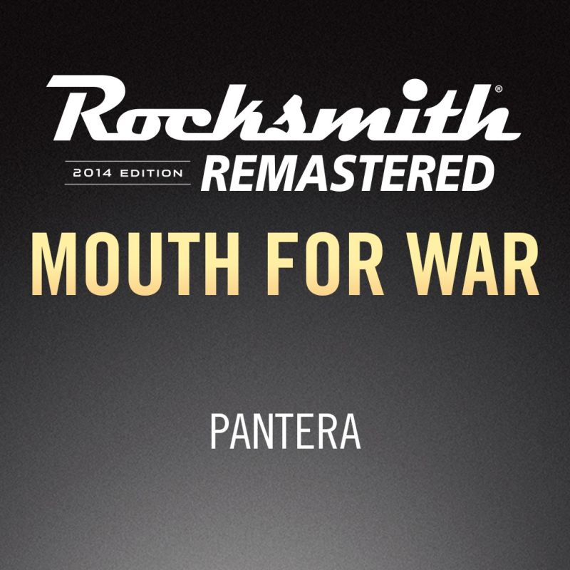Rocksmith: All-new 2014 Edition - Pantera: Mouth for War 2017 pc game Img-1