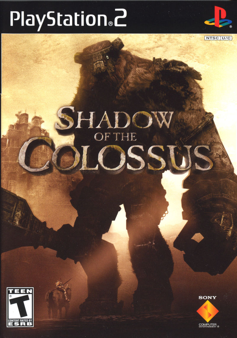 Shadow of the Colossus for PlayStation 2 (2005) - MobyGames