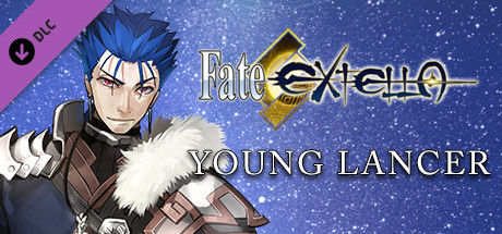 Fate/EXTELLA: The Umbral Star - Young Lancer
