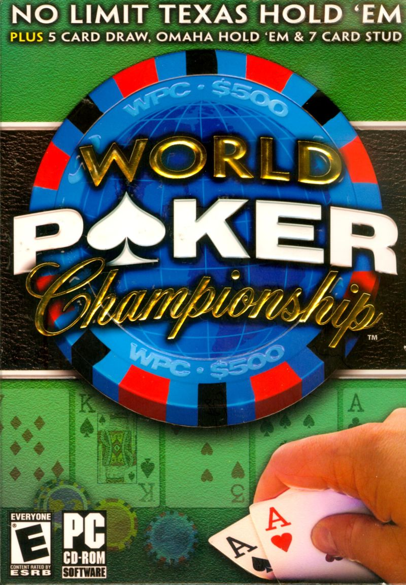 Challenge World Poker Championship Windows Front Cover