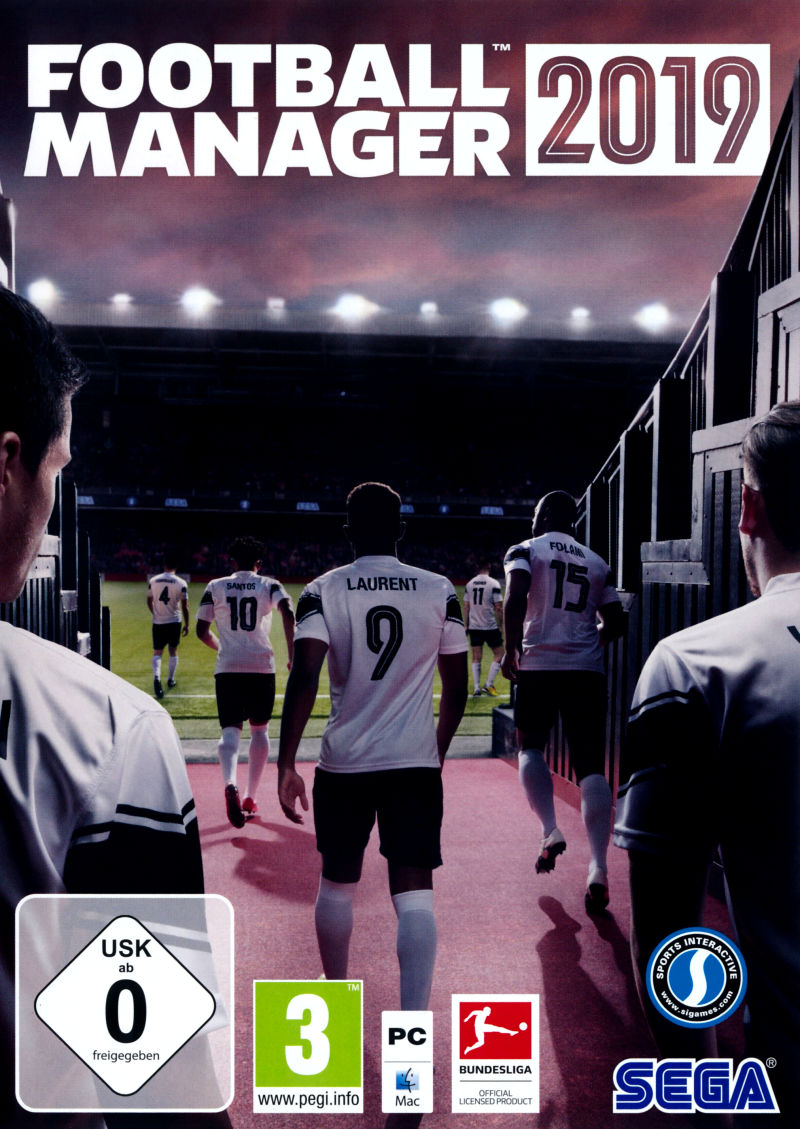 Football Manager 2019 2018 Windows Credits Mobygames