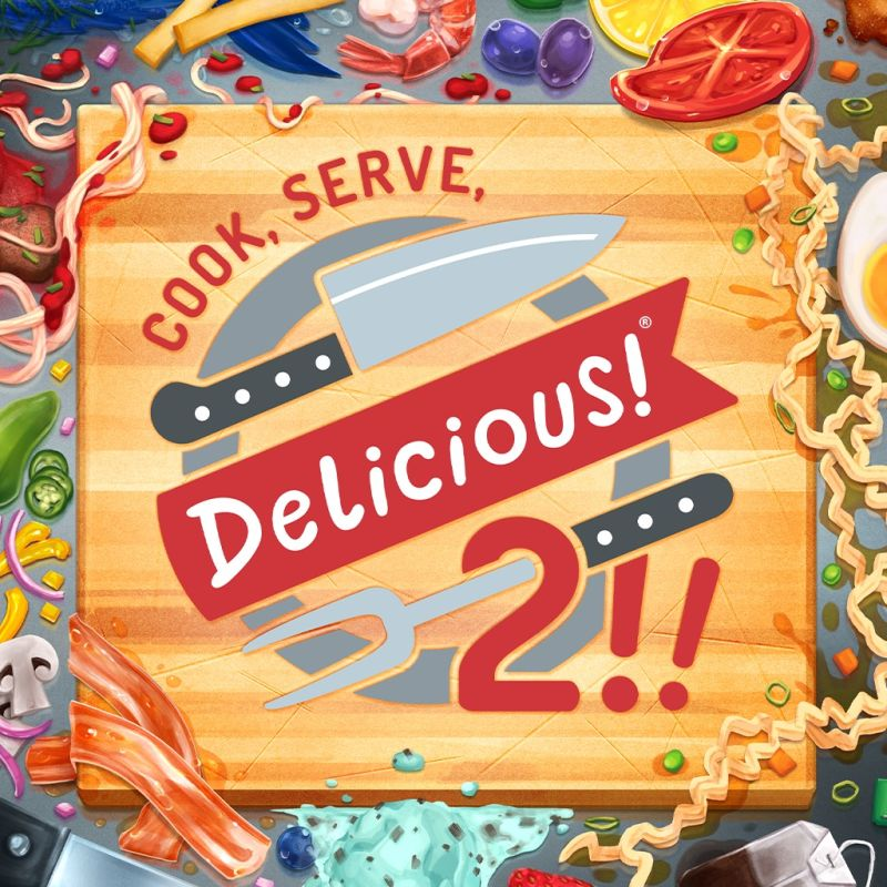 Image result for cook serve delicious 2 box art