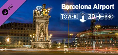 Barcelona Airport: Tower! 3D Pro