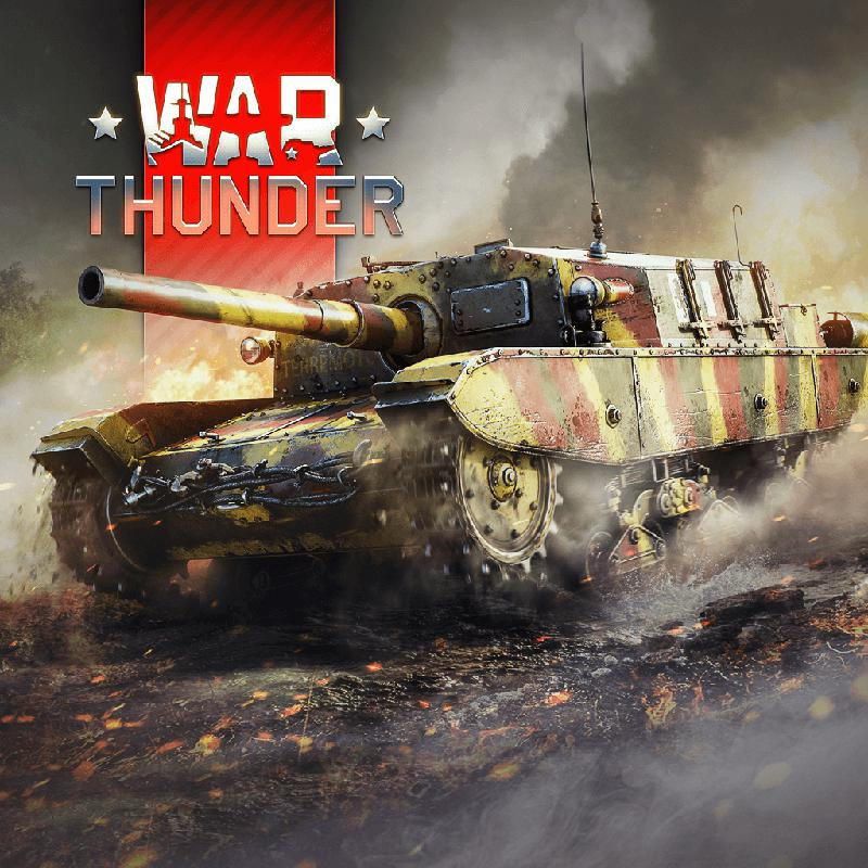 War Thunder: Semovente 105/25 Pack for PlayStation 4 (2018) - MobyGames