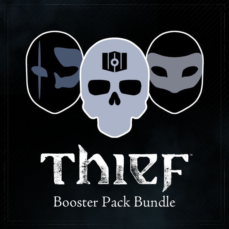 Thief Booster Pack Bundle PlayStation 4 Front Cover