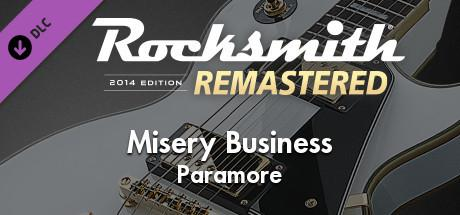 Rocksmith 2014 Edition: Remastered - Paramore: Misery Business