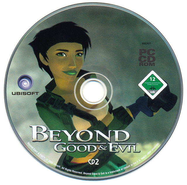 Beyond Good & Evil Windows Media Disc 2