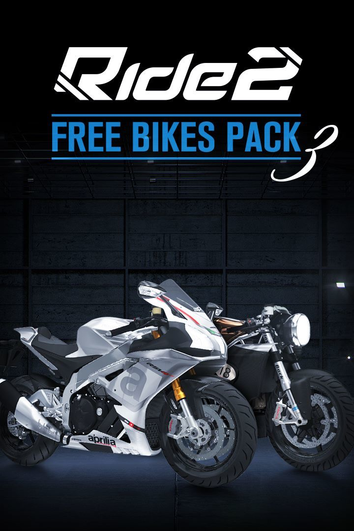 ride 2 free bikes pack 3 2017 playstation 4 box cover. Black Bedroom Furniture Sets. Home Design Ideas