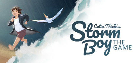 Colin Thiele's Storm Boy: The Game Macintosh Front Cover