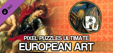 Pixel Puzzles Ultimate: European Art