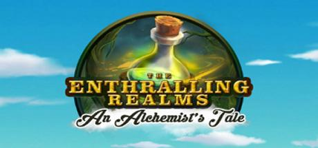 The Enthralling Realms: An Alchemist's Tale Windows Front Cover