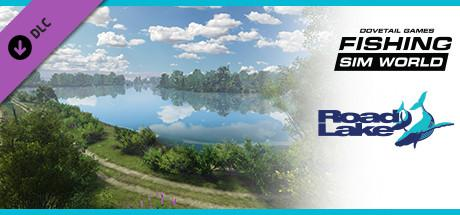 Fishing Sim World: Gigantica Road Lake Windows Front Cover