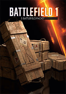 Battlefield 1: 5 Battlefield Packs