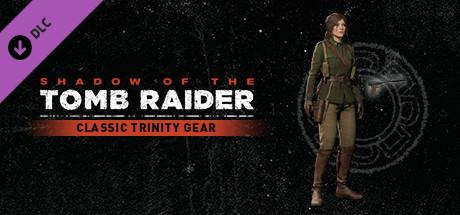 Shadow of the Tomb Raider: Classic Trinity Gear