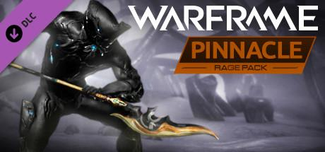 Warframe: Pinnacle Rage Pack Windows Front Cover
