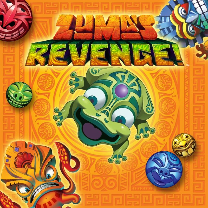 Zuma's Revenge! for PlayStation 3 (2012) - MobyGames