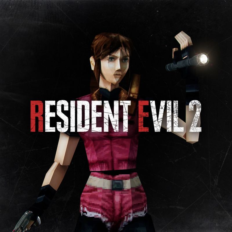 Resident Evil 2 Claire Costume 98 For Playstation 4 2019