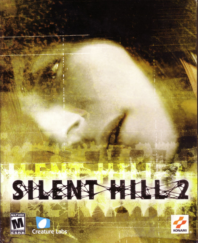 Silent Hill 2: Restless Dreams Windows Front Cover