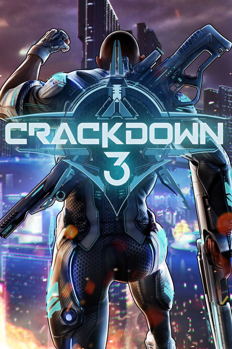 Crackdown 3Discuss Review + Want + Have Contribute
