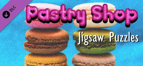 Classic Jigsaw Puzzles: Pastry Shop Jigsaw Puzzles