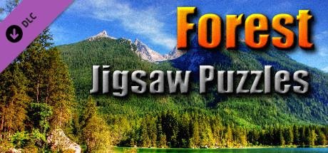 Classic Jigsaw Puzzles: Forest Jigsaw Puzzles