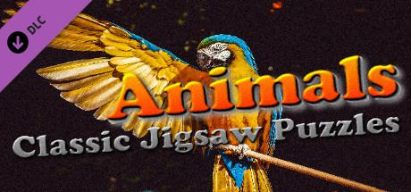 Classic Jigsaw Puzzles: Animals