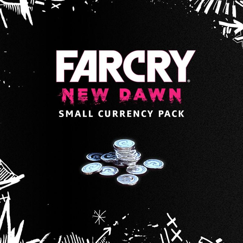 Far Cry: New Dawn - Small Currency Pack PlayStation 4 Front Cover