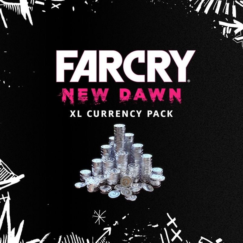Far Cry: New Dawn - XL Currency Pack PlayStation 4 Front Cover