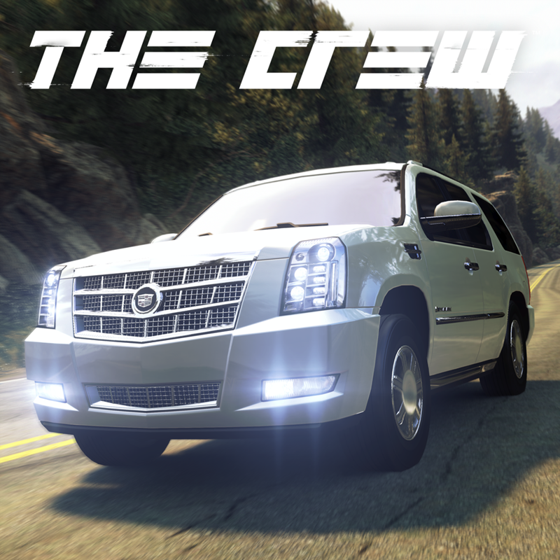 The Crew: Cadillac Escalade 2012 For PlayStation 4 (2015