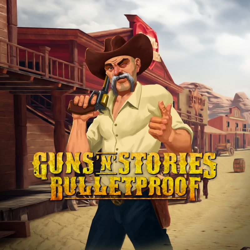 обложка 90x90 Guns'n'Stories: Bulletproof VR