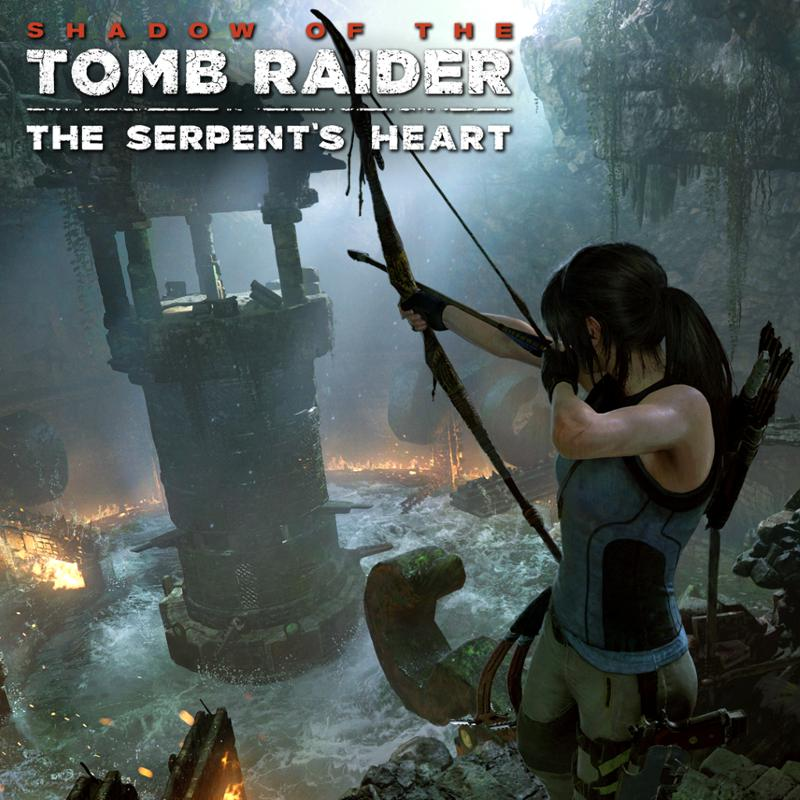 Shadow Of The Tomb Raider: Shadow Of The Tomb Raider: The Serpent's Heart For