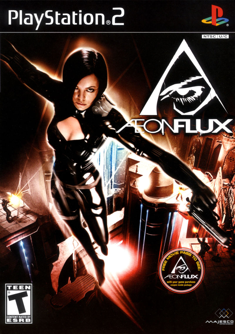 New Action Games For Ps3 : Æon flux for playstation mobygames