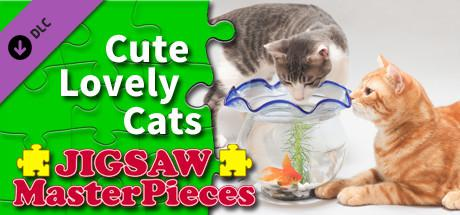 Jigsaw Masterpieces: Cute Lovely Cats