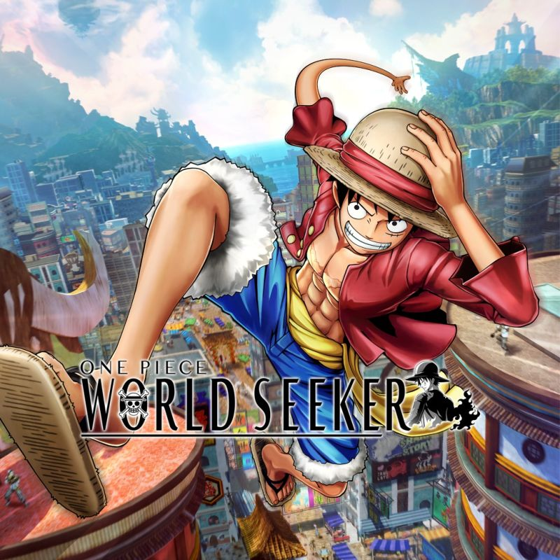 Image result for one piece world seeker box art