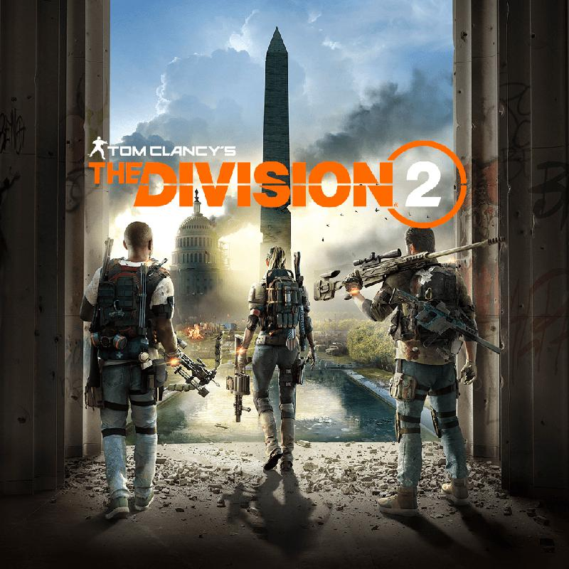 Tom Clancy's The Division 2 (2019) PlayStation 4 box cover art ...