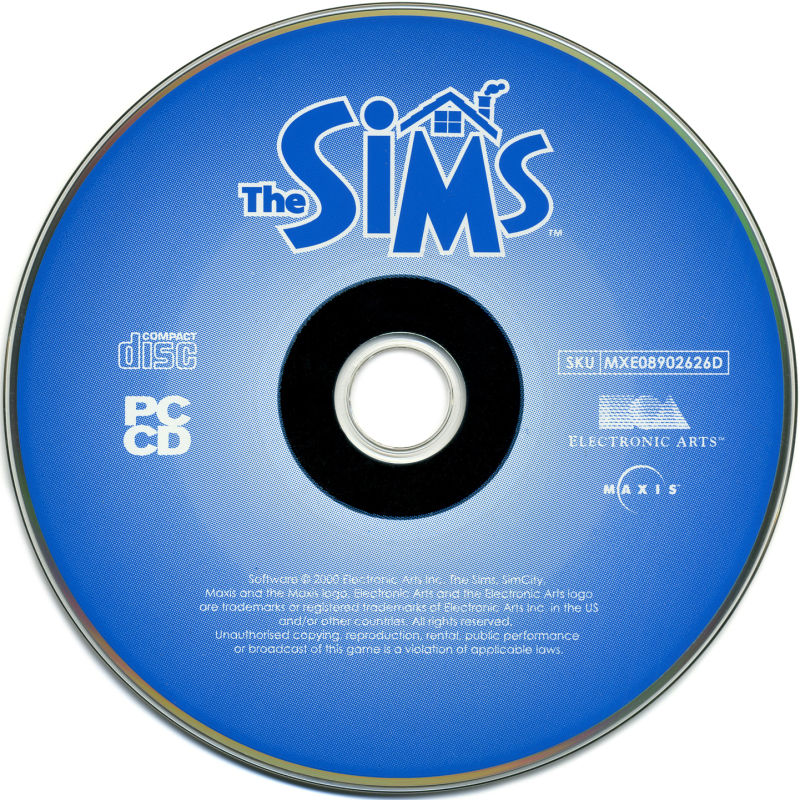 The Sims Windows Media