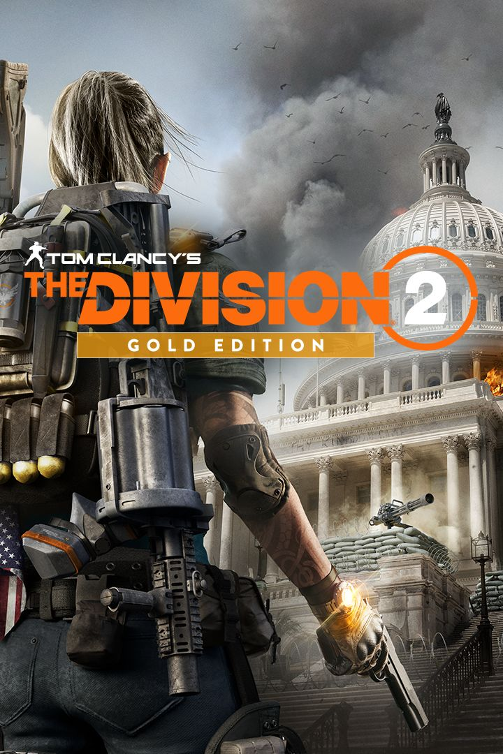Tom Clancys The Division 2 Gold Edition For Xbox One 2019