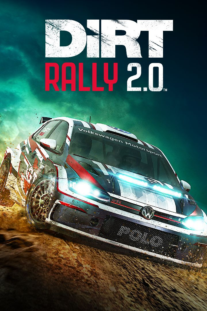DiRT Rally 2.0   Repack By FitGirl