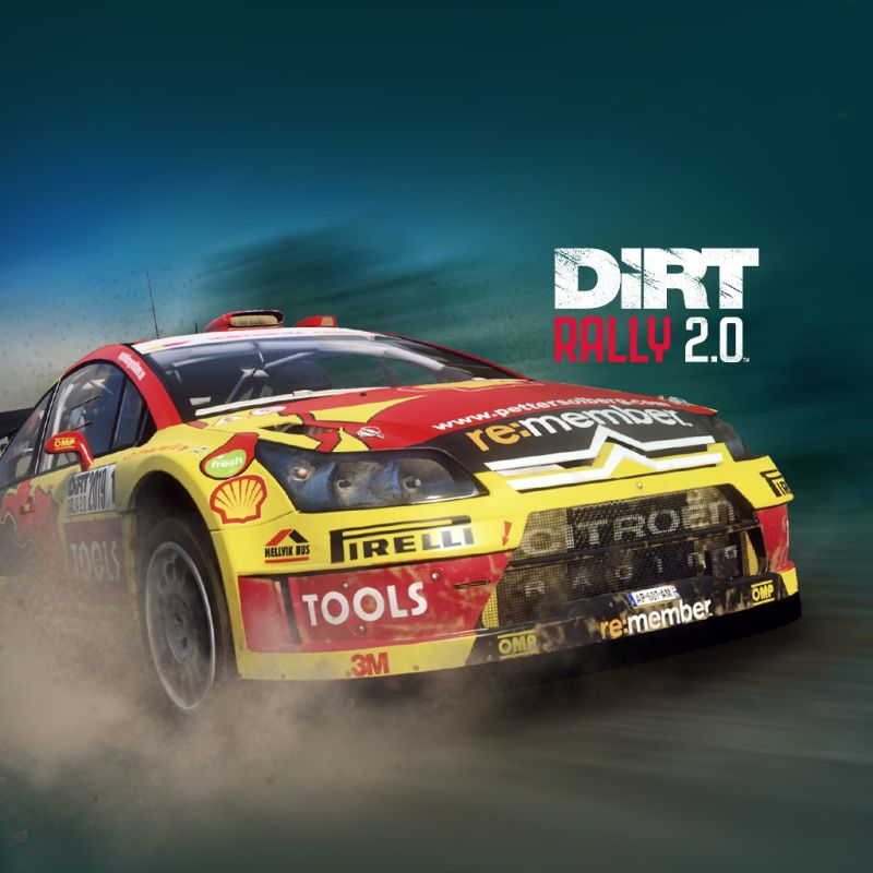 dirt rally 2 0 citro n c4 rally for playstation 4 2019. Black Bedroom Furniture Sets. Home Design Ideas