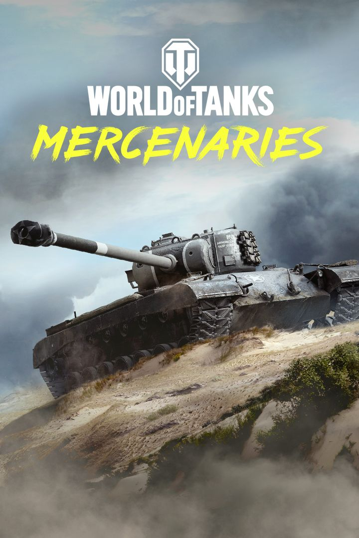 World of Tanks: Mercenaries - T32-A Proto Ultimate for Xbox
