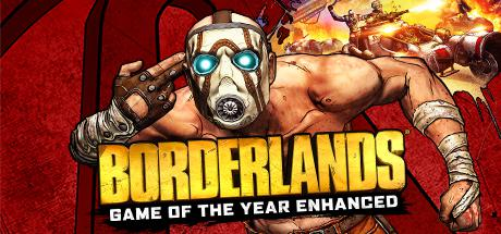 Borderlands Game Of The Year Enhanced For Playstation 4