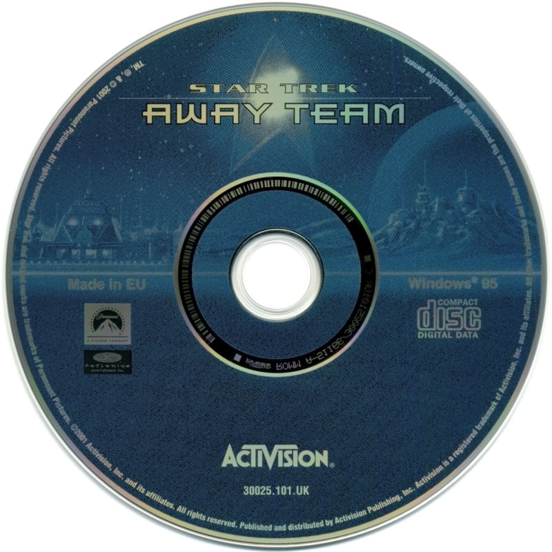 Star Trek: Away Team Windows Media