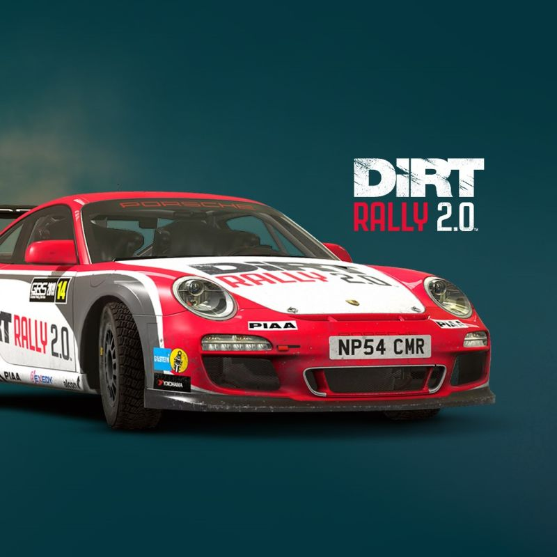 dirt rally 2 0 porsche 911 rgt rally spec for playstation. Black Bedroom Furniture Sets. Home Design Ideas