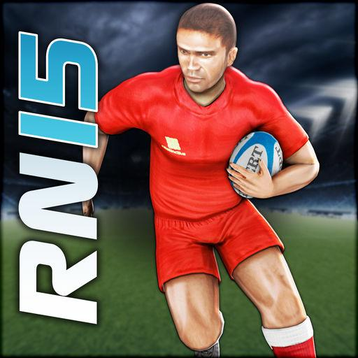 Rugby Nations 15 For Android (2014)