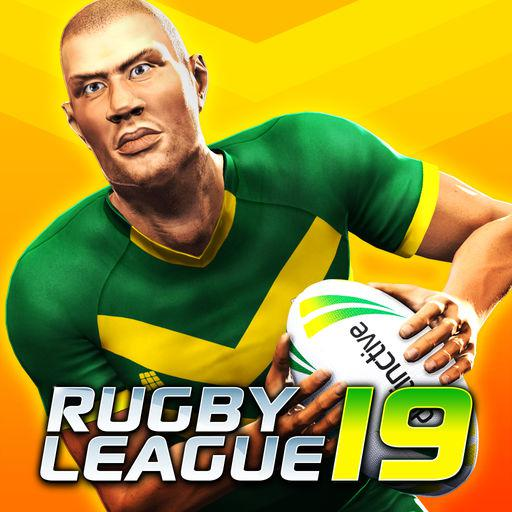 Rugby League 19 For Android (2019)